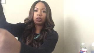 getlinkyoutube.com-Diamond dynasty hair review!