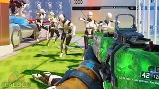 "getlinkyoutube.com-BLACK OPS 3 NUKETOWN ""Zombies""  Easter Egg! - Mannequin Zombies on NUKETOWN! (Call of Duty BO3 2015)"
