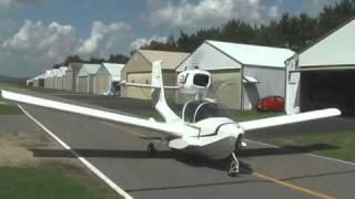 getlinkyoutube.com-A flight with Richard Steeves on his coot amphibian