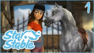 getlinkyoutube.com-Island of Horses!!    Star Stable - Episode #1
