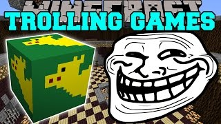 getlinkyoutube.com-Minecraft: SUPERHEROES TROLLING GAMES - Lucky Block Mod - Modded Mini-Game