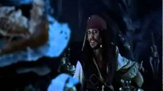 getlinkyoutube.com-Pirates of the Caribbean 1 - Jack Kills Barbossa