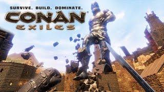 Conan Exiles - Korai Hozzáférés Trailer
