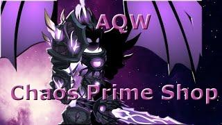getlinkyoutube.com-AQW Chaos Champion Prime Shop Drakath Set