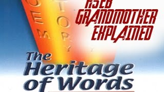 12 English || Grandmother detail Explained ||