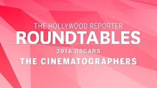 getlinkyoutube.com-Robert Richardson and More Cinematographers on THR's Roundtables | Oscars 2016