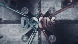 getlinkyoutube.com-FREE 3D Intro #61 | Cinema 4D/AE Template