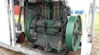 getlinkyoutube.com-Listeriod CS 12/2 powerline diesel pulling 4000 watts