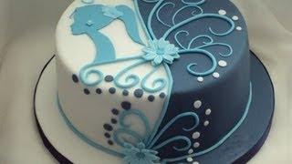 getlinkyoutube.com-Torta di compleanno FATTA IN CASA,Semplice e veloce