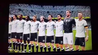 getlinkyoutube.com-PES 2013 ''GOLDEN PATCH'' PS3  (CFW) 2016 - Gremany  Euro 2016 Kit Preview