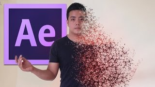 getlinkyoutube.com-After Effects Tutorial: Disintegration Effect