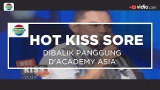 getlinkyoutube.com-Dibalik Panggung D'Academy Asia - Hot Kiss Sore 01/12/15