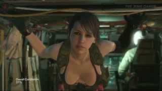 getlinkyoutube.com-20 Random Things to do In Metal Gear Solid 5: TPP