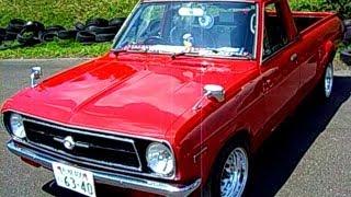 getlinkyoutube.com-NISSAN Suny truck  日産 サニー トラック