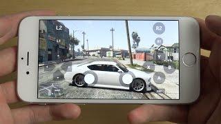 getlinkyoutube.com-GTA 5 iPhone 6S NVIDIA GameStream Gameplay!