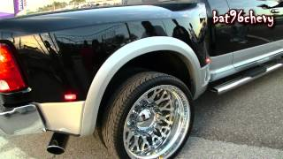 "getlinkyoutube.com-2014 Dodge Ram 3500 Dually Truck on 26"" Dually Wheels - 1080p HD"