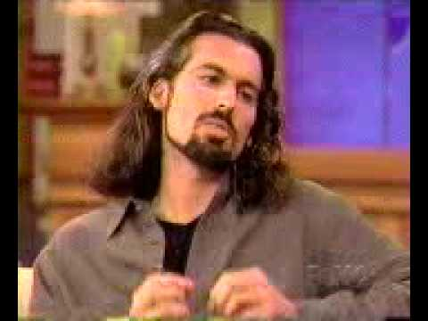 Oded Fehr: Uncle Ded's ears