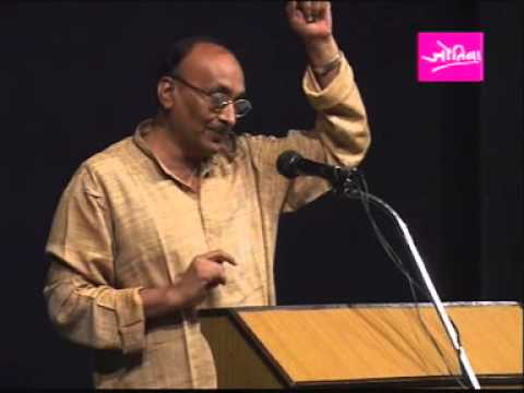 Prof. Shyam Manav, speech part 2