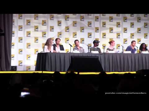 (2 of 5) True Blood, San Diego Comic Con 2011