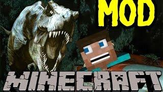 getlinkyoutube.com-Mincraft รีวิว Mod Jurassicraft : ไดโนเสาร์ด้วยมือเรา
