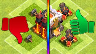 """getlinkyoutube.com-Clash of Clans - """"FIXING A RUSHED TOWN HALL!"""" Tips n' Tricks to Recover from Town hall Rushing!"""