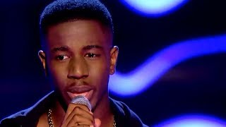 getlinkyoutube.com-The Voice UK 2014 Blind Auditions Jermain Jackman 'And I Am Telling You' FULL