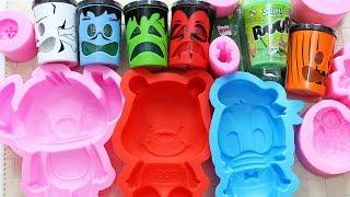 getlinkyoutube.com-Acquisti Slimeosi e Creativi! Melmito SLIME, Laboratorio Slime e Nuovi Stampi da Mini in the Box!
