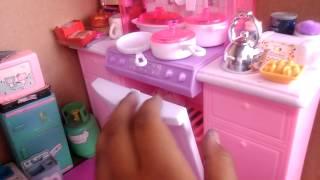 getlinkyoutube.com-Mi super casa de barbie Actualizada