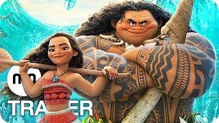 getlinkyoutube.com-VAIANA Trailer 3 German Deutsch (2016) Disneys Moana