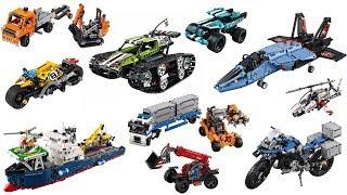 getlinkyoutube.com-Lego Technic 2017 Sets [Preliminary images]