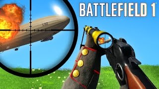 getlinkyoutube.com-BATTLEFIELD 1 FAILS & Epic Moments! #4 (BF1 Funny Moments Gameplay Montage)