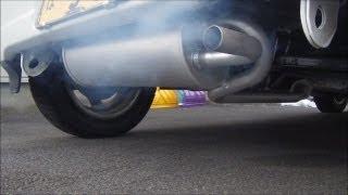 getlinkyoutube.com-スバルプレオ SUBARU PLEO エンジンカーボン除去 The engine carbon removal.