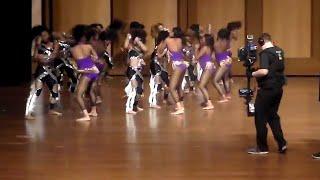 getlinkyoutube.com-Dancing dolls vs purple diamonds-Fight