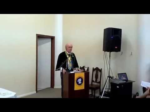 Discurso de Encerramento na Presidência da Academia Passo Fundense de Letras - Osvandré Lech