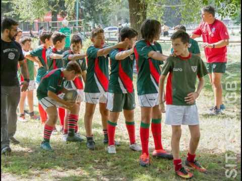 Clinica de Artes Marciales aplicadas al Rugby Infantil