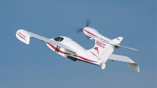 getlinkyoutube.com-SeaWind Hype RC Hydroplane hydravion RC