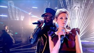getlinkyoutube.com-will.i.am and Lucy O'Byrne perform Habanera - The Voice UK 2015: The Live Final - BBC One