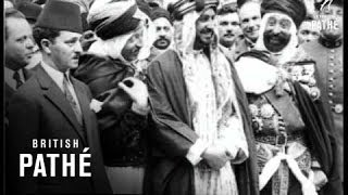 getlinkyoutube.com-Sultan Of Morocco & Cuts (1926)