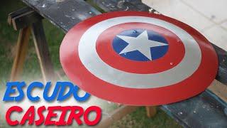 Como Fazer o Escudo do Capitão América
