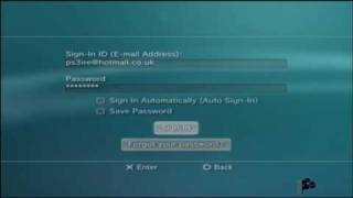 How to get your psn back.