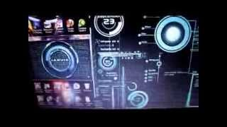 getlinkyoutube.com-JARVIS (AI Assistant of Toni Stark Iron Man) On My System ,My Version (indonesian Language)