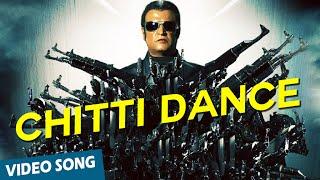 Chitti Dance Showcase Official Video Song | Enthiran | Rajinikanth | Aishwarya Rai | A.R.Rahman