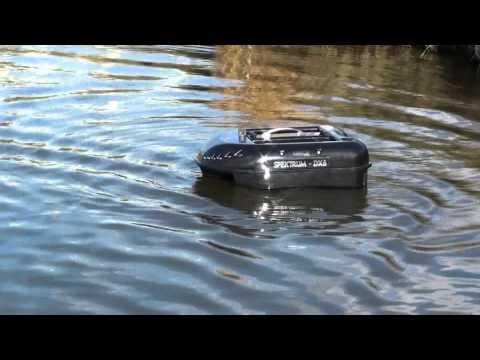 Voerboot, Baitboat Spektrum DX6