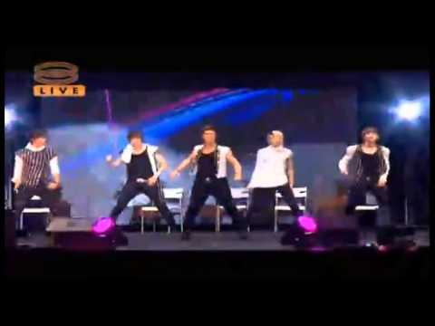 [LQ] 121123 NU'EST - Face & Action @ The Shout! Awards 2012
