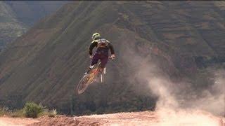 getlinkyoutube.com-Santisimo Downhill 4 - 1st Pedro Ferreira (CHI)