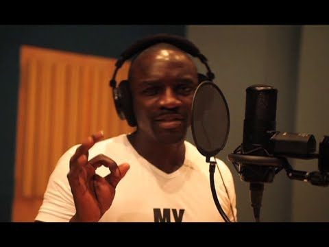 &quot;Chammak Challo Song Making&quot; Feat. Akon, Vishal &amp; Shekhar