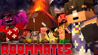 """Minecraft ROOMMATES! - """"Vacation GONE WRONG!"""" #7 (Minecraft Roleplay)"""