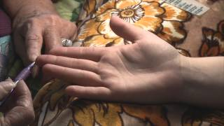 getlinkyoutube.com-LIVE FEMALE HAND & PALM READING [FULL] #2  ACCURATE