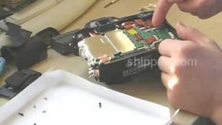 Canon EOS 30D 40D 50D Shutter Button Repair