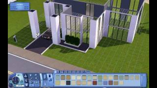 getlinkyoutube.com-Sims 3 Creating a Modern Home [HD]
